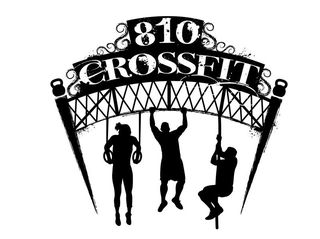 810 Crossfit Logo